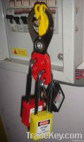 circuit breaker lockout devices