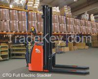 CTQ Full Electric Stacker