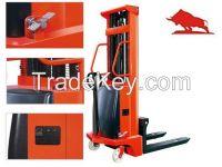 CTD Semi-Electric Stacker