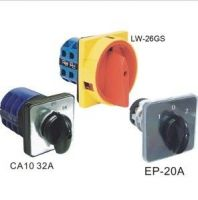 Universal Changeover Switch/Rotary Switch (LW26)