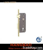 mortise lock case with high qualith HB8500-45GP
