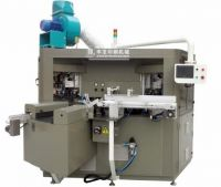 6 color auto screen printing machine with UV curing