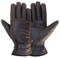 leather dressing glove