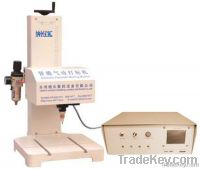 NCQ/A - flat pneumatic marking machine