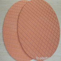 China manufacture optical polishing pad