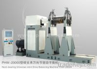 Umiversal joint balancing machine