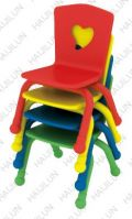 Colorful Plastic Chair Children School Furniture