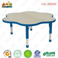 Flower School Wooden Table Nursury Furniture, children table