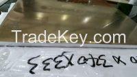 aluminum clad plate/stainless steel/Aluminum/stainless steel clad plate for premium cookware (304+AL1050+304) 1mm+8mm+1mm