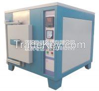 High temperature box muffle furnace
