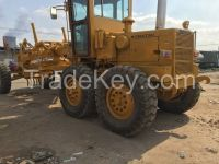 Used  Komatsu GD505A  Motor Grader For Sale