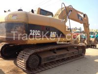 Used CAT Excavator 320C/320D/320B/330B/330C/330D For Sale