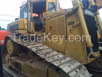 Used CAT Bulldozer  D6H /D6G/D6R/D6D For Sale