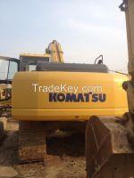 Used Komatsu Excavator PC200-7/PC220-7/PC200-8/PC220-8/PC200-6/PC220-6 For Sale