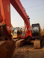 Used Hitachi Excavator ZX200/EX200-5/EX200-3/EX200-2/EX200-1 For Sale