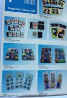 Magnetic Epoxy, Magnetic Stationery, Magnetic Toys,Promotion