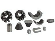 Alnico magnet , Al, Ni, Co, Fe and others metal.