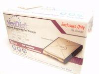 """NetDisk USB Ethernet 3.5"""" Hard Disk Enclosure"""