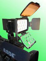 led camera vieo light