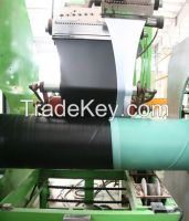 3 Layer PE Steel Pipe Anticorrosion Coating line