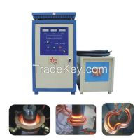IGBT 60kw High Frequency Induction Heating Forging Equipment