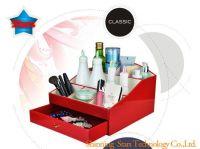 2013 Fashion Table Cosmetic Storage Box