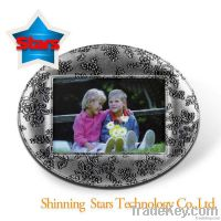 PU Leather Covered Photo Picture Frame
