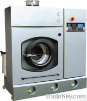 Automatic PCE dry-cleaning machine