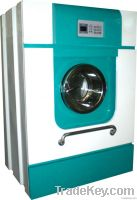 Full-automatic frequency elution Washer-extractor