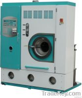 Full-automatic full-closed dry-cleaning machine