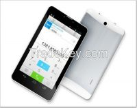 The cheapest 7inch mtk6572 android4.1.2 3G Call mid support OTG Tablet PC
