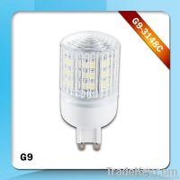 Christmas lights + 100PCs SMD48 G9spotlight led For house decoration i
