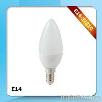 3W E14 Ceramic Led Candle Bulb WarmWhite 220V