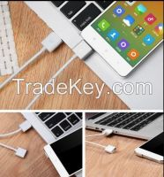 Magnetic 8 Pin Lightning Cable Magnetic Charging Cable
