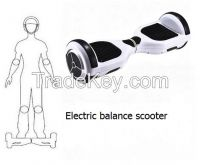 two-wheel auto balancing electric scooter
