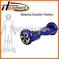 2 wheels Powered smart drifting self balance scooter two wheel