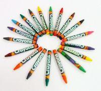 OEM wax crayon for kids
