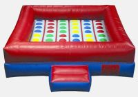 Inflatable Giant Board Twister Party Game