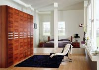 Roose wood bedroom furniture wardrobe