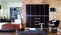 knife wood dark color bedroom furniture