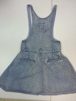 Ladies Printed Sundress (Light Blue)