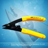 dual port drop cable stripper FTTH stripping tools