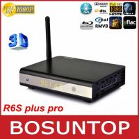 R6S plus pro hdd media player, 3D HD 1080P HDMI 1.4