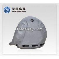OEM casting factory titanium precision investment casting titanium casting hardware dropout crank