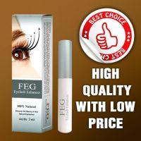 2013 hot selling eyelash enhancer FEG eyelash growth serum effective healthy