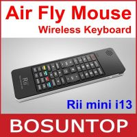 Rii mini i13 RT-MWK13 2.4Ghz Fly Air Mouse Wireless Keyboard Combos Remote