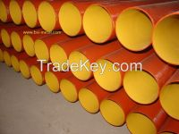 EN545 Ductile Iron pipes