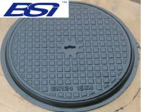 Cast Iron Manhole ring and covers and gully grating