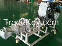 Jet boat engine marine jet drive pump jet ski pump