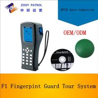 "ZOOY Fingerprint guard patrol system reduce ""buddy help"" attendance"